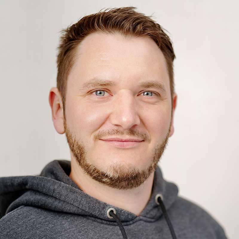 Oliver Traxler Porträt