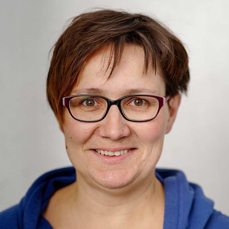 Silvia Lauberger Porträt