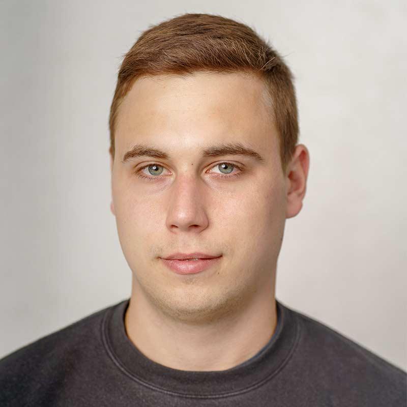 Manuel Weixelbaum Porträt
