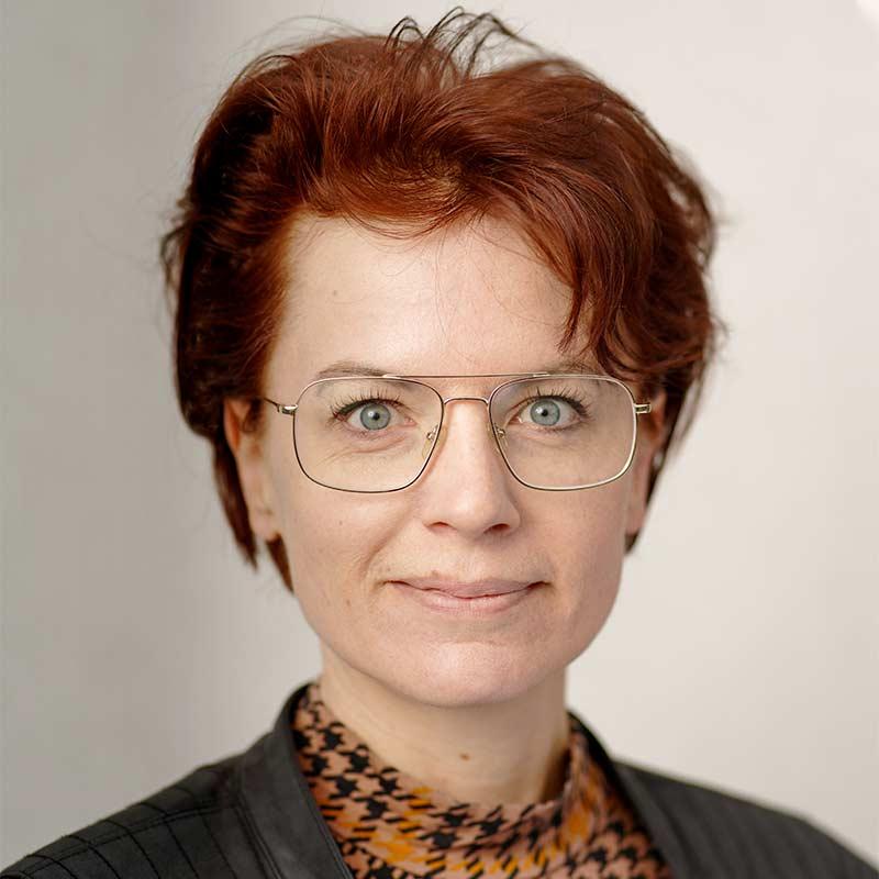 Bernadette Manhartsberger Porträt